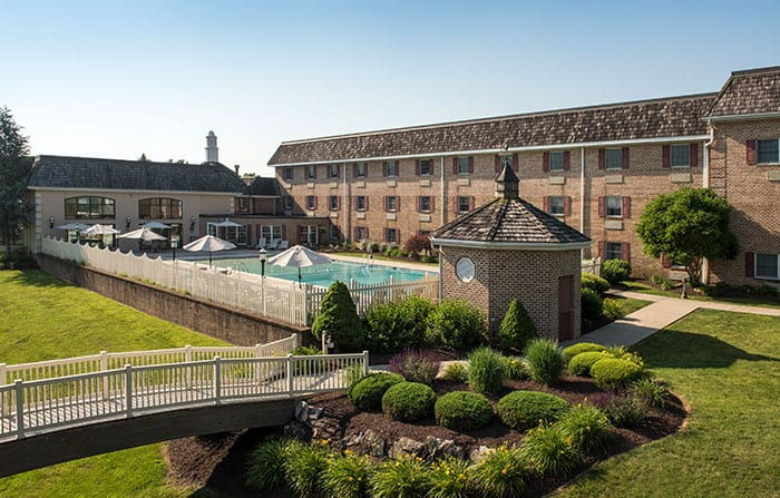 Lancaster PA Hotel with Indoor Pool & Outdoor Pool
